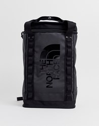 The North Face Explore Fusebox S Backpack In Black