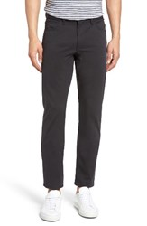 Theory Men's Haydin Writer Straight Leg Pants Deep Raven