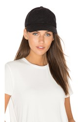 Hat Attack Baseball Cap Black