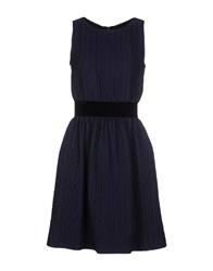 Christian Pellizzari Dresses Short Dresses Women Dark Blue