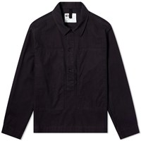 Mhl By Margaret Howell Mhl. Pull On Shirt Jacket Blue