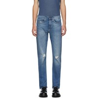 Rag And Bone Blue Palisades Fit 2 Jeans