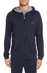 Boss Men's 'Mix And Match' Stretch Cotton Hoodie