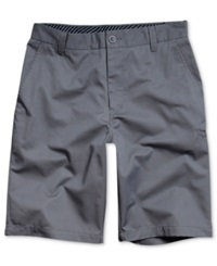 Fox Shorts Essex Solid Shorts Gunmetal
