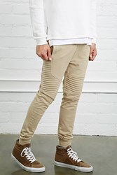 Forever 21 Pintucked Knit Joggers