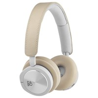 Bang And Olufsen Bando Play By Beoplay H8i Wireless Bluetooth Active Noise Cancelling On Ear Headphones With Transparency Mode Natural