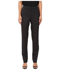 The Kooples Timeless Trousers Grey Women's Casual Pants Gray