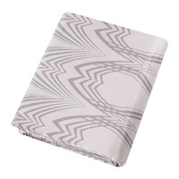Roberto Cavalli Deco Silk Throw Rosa 130X180cm