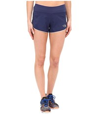 The North Face Better Than Nakedtm Split Shorts Patriot Blue Prior Season