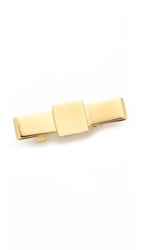 Marc By Marc Jacobs Bow Barrette Oro