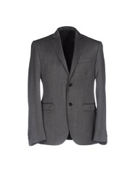 Lab. Pal Zileri Blazers Steel Grey