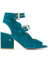 Laurence Dacade Noe Cut Out Boots Blue