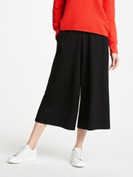 Great Plains Polly Jersey Culottes Black