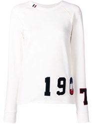 Rossignol Alexane Sweater White