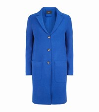 Set Block Colour Coat Blue