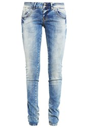 Ltb Molly Slim Fit Jeans Cliona Wash Light Blue