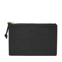 Fossil Sl7290001 Small Pouch Black