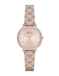 Emporio Armani Wrist Watches Copper