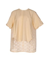 Aimo Richly Blouses Yellow