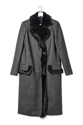 Toscana Trim Coat By Boutique Grey Marl