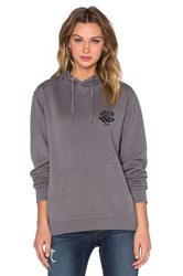 Obey Day Of The Dead Camden Hoodie Gray