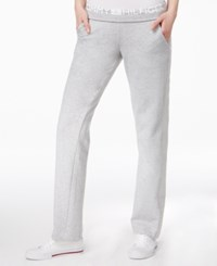 Tommy Hilfiger Sport Cotton Track Pants A Macy's Exclusive Dove Heather