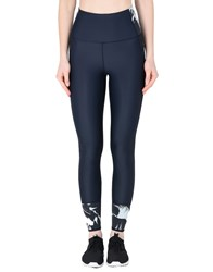 Casall Leggings Dark Blue