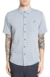 Men's Ezekiel 'One Way' Short Sleeve Cotton Shirt