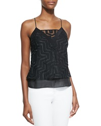 Milly Fil Coupe Camisole
