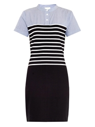 Band Of Outsiders Breton Stripe Shirt Dress