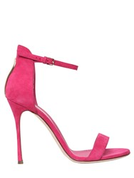 Sergio Rossi 105Mm Blink Suede Sandals