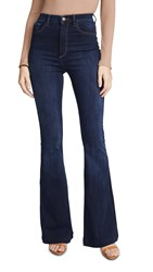 Dl1961 Rachel High Rise Flare Jeans Foster