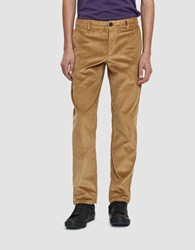 A Kind Of Guise Kaschgai Corduroy Trouser In Ochre