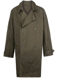 Casey Casey Relaxed Fit Raincoat 60