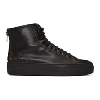 Common Projects Woman By Black Tournament High Super Sneakers
