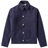 Bleu De Paname Bridge Jacket Blue