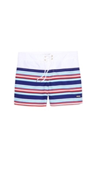 Parke And Ronen Santorini Stripe Trunks