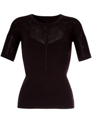 Ginger And Smart Addictive Knitted Top Brown