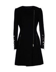 Vdp Club Coats Black
