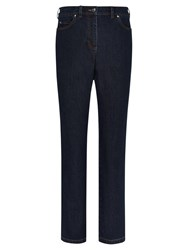 Viyella Dark Wash Long Jeans Indigo