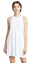 Nation Ltd. Ltd Phoebe A Line Dress Optic White