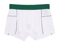 Lacoste Motion Motion Trunk White Men's Underwear