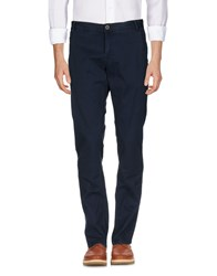 Blend Of America Casual Pants Dark Blue