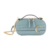 Chloe C Bag Faded Blue