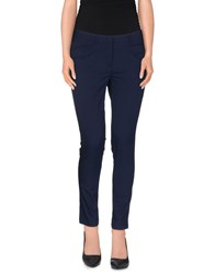 Yoon Trousers Casual Trousers Women Blue