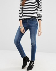 Blend She Casual Joelle Skinny Jeans Mid Blue