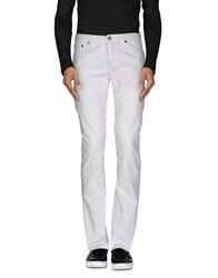 Burberry Brit Trousers Casual Trousers Men White