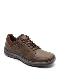 Rockport Get Your Kicks Mudguard Blucher Sneakers Dark Brown