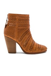 Rag And Bone Classic Newbury Bootie Cognac