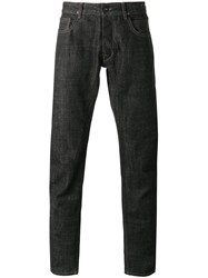Rick Owens Drkshdw Regular Jeans Black